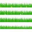 Grass — Vector de stock