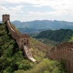 Great wall in Simatai — Stock Photo #3341399