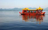 Xihu lake in the morning — Stock Photo