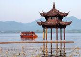 Xihu lake — Stock Photo