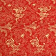 Texture of chinese silk — Stock Photo #3466057