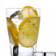 Stock Photo: Water with lime