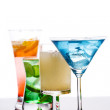 Cocktails — Stock Photo #3010086