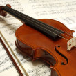 Royalty-Free Stock Photo: Violin