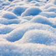 Snow — Stock Photo