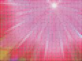 Soyut mozaik arka plan — Stok Vektör