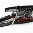 Hairdress tools — Stock Photo