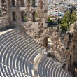 Acropolis theater — Stock Photo #2743873