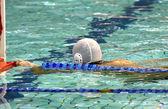 水球プレーヤー — ストック写真