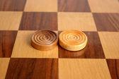 Checkers — Stock Photo