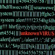 Stock Photo: Computer Virus