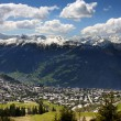 Verbier, Switzerland - Stock Photo