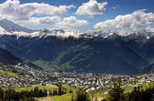 Verbier, Suíça — Fotografia Stock