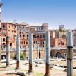 Trajan Forum, Rome, Italy — Stock Photo