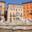 Stock Photo: Piazza Navona, Rome, Italy