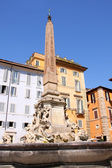 Pantheon in rom, italien — Stockfoto