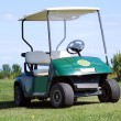 Golf buggy — Stock Photo #3757786