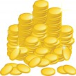 Golden Coins — Stock Photo #2922256