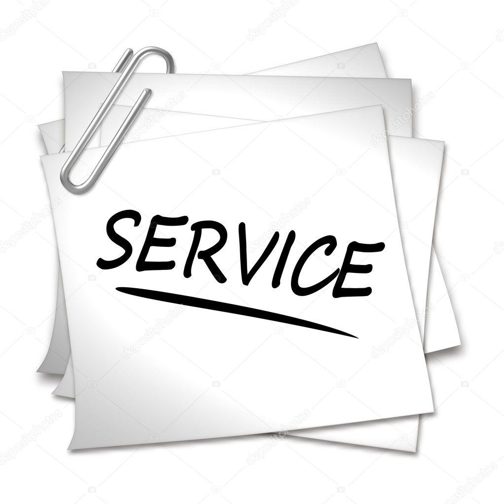 Paper service