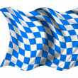 Stok fotoğraf: National Flag Bavaria