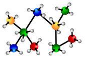 分子 — ストック写真