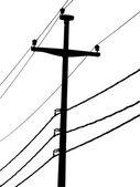 Energy transport — Stock Vector