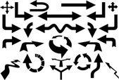 šipky — Stock vektor