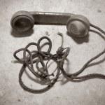 Antique Telephone — Stock Photo #3860486