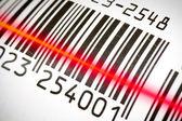 Barcode — Stockfoto