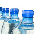 Row of Bottled Water — Stock Photo #3828998