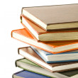 Books stack — Stock Photo #3868884