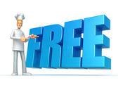 Free — Stock Photo