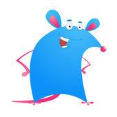 Rat — Stock Vector