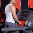 Man at the gym — Stock Photo #3376217