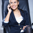 Portrait of beautiful business woman — Stock fotografie