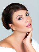 Güzellik portresi — Stok fotoğraf