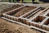 Home construction — Стоковое фото