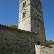 A Tower in Hum, Croatia. — Stock Photo