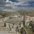 The Sassi of Matera, South Italy. - Stock Photo
