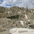 The Sassi of Matera, South Italy. — Stock Photo
