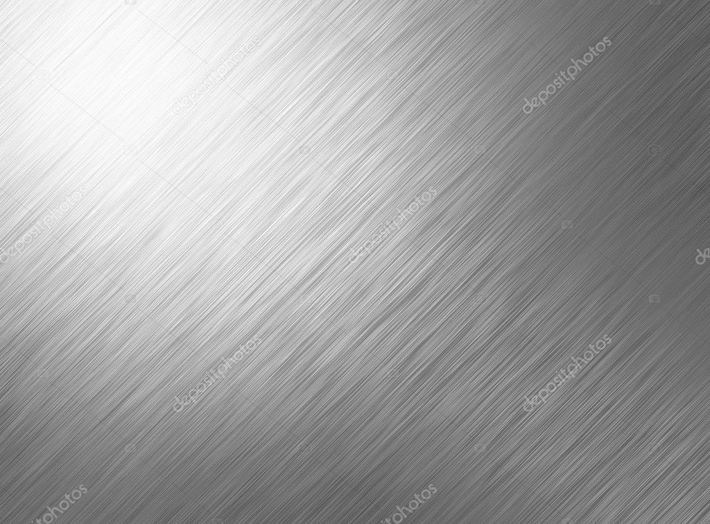 Brushed metal texture abstract background — Stock Photo #2953009