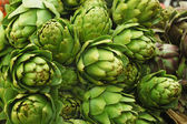Close up of artichoke — Stockfoto