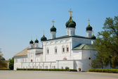 Cathedral in Russia — Stock Photo