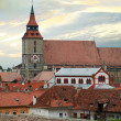 Old quarter of city Brasov, Roma — Stock Photo #2915898