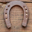 Old horseshoes — Stock Photo #2915942