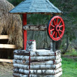 Wooden well — Stock Photo #2915985