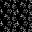 Seamless pattern — Vecteur #2859356
