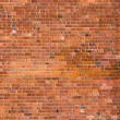 Old brick wall background — Stok fotoğraf