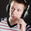 Stock Photo: Dispatcher