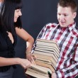 Stock Photo: Fun education
